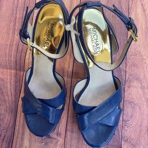 heels size 8 Michael Kors